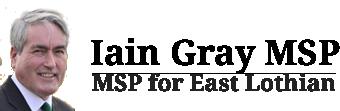 Iain Gray MSP